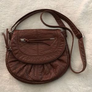 AEROPOSTALE faux leather crossbody